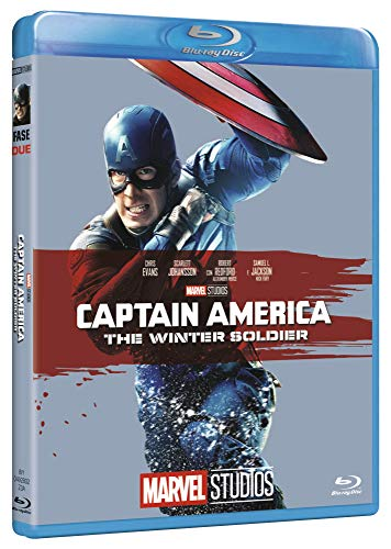 Captain America The Winter Soldier - 10° Anniversario