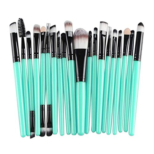 Pinsel für 20 Stk Make-up-Pinsel-Set Werkzeuge Make up Toilettenartikel Set -