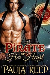Pirate of Her Heart (Captivating Captains Book 1)