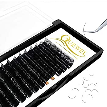 f9c001d4e39 Eyelash Extension 0.07 D Curl Length Mix-8-14mm Soft Black Matte | Optional  0.03 0.05 0.07 0.10 0.15 0.20 C/D Curl 6-18mm and Mix-8-14mm Length ...