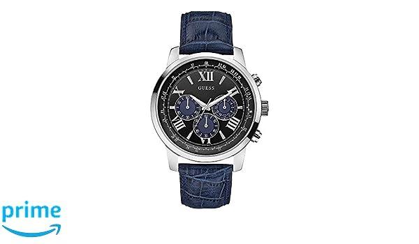 abc4dbbe04b3 Montre Guess Watches W0380G3 Homme  Amazon.fr  Montres