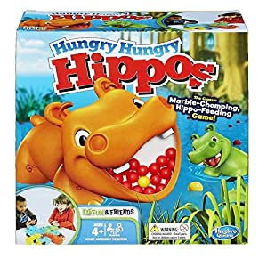 Hungry Hungry Hippos Game