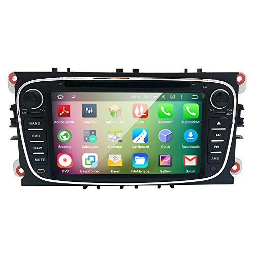 HIZPO Android 5.1 Lollipop Quad Core Car in Dash Radio Double Din...
