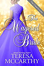 The Wagered Bride (The Clearbrooks Book 2) (English Edition)