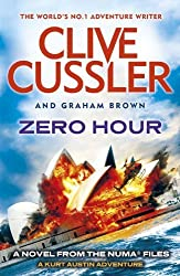 Zero Hour: NUMA Files #11 by Cussler, Clive (2013) Hardcover