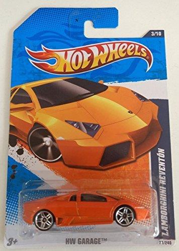 Hot Wheels Lamborghini Reventón 3/10 HW Garage