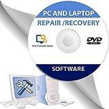 PC Computer Laptop Repair Fix for Windows 10 8 7 Vista XP Disc DVD