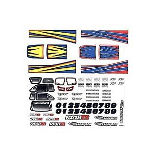 Associated Equipment AE21410 - 18T2 Decal Sheet, Funktionsmodellbau und Zubehör