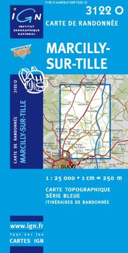 Marcilly-sur-Tille GPS: IGN3122O