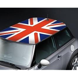 Adesivi Creativi – Tuning Auto Capote Bandiera Britannica – Dimensioni – 100 X 150 cm | Adesivi Tuning per Auto e Moto