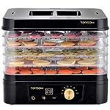 Temperatura regolabile temperatura macchina per la frutta secca asciugatrice per uso domestico di frutta e verdura carne essiccazione disidratazione