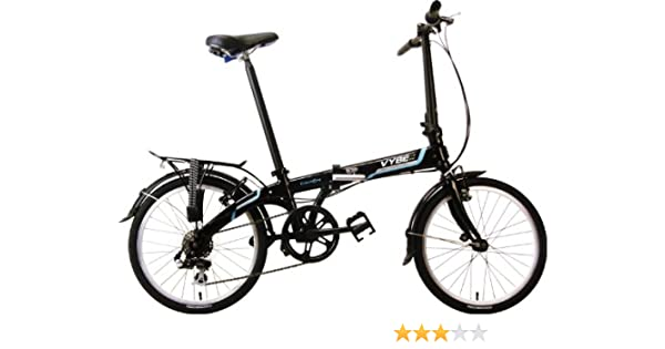 Dahon Town & Comfort Bike Dahon Vybe C7A - 20 inch Wheel One Size ...