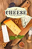 Cheese Cheesemaking Cheesemaker Tasting Sampling Journal Notebook Log Book Diary - Figs & Cracker: Creamery Dairy Farming Farmer Record with 110 Pages in 6