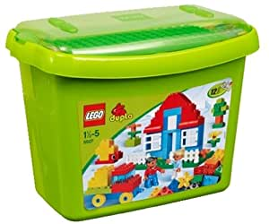 Lego - 5507 - Jeu de Construction - Bricks & More Duplo - Boîte de Briques de Luxe