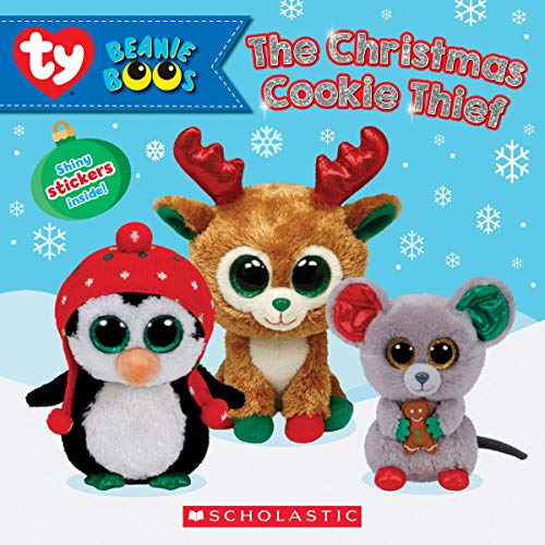 The Christmas Cookie Thief (Beanie Boos: Storybook with Stickers) por Meredith Rusu