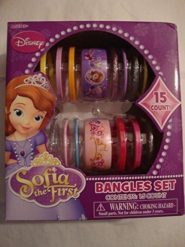 Disney Sofia the First Bangles Set - 15 Ct by Disney