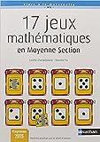 17 Jeux mathématiques en moyenne section