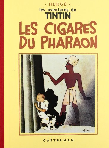 Les Cigares du Pharaon (Fac-similé, 1934)