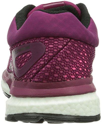 adidas - Scarpe sportive - Running Response 23 Boost, Donna Rosa (Pink (Vivid Berry S14 / Black 1 / Neon Pink))