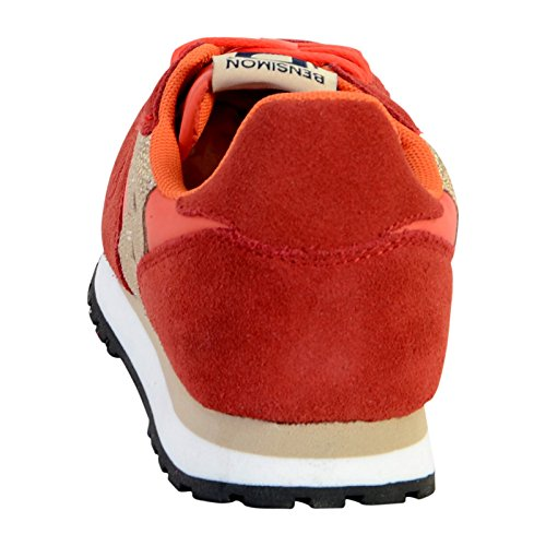 Bensimon Basket Running Orange