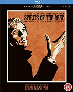 Spirits of Th Dead [Blu-ray] [Import anglais]