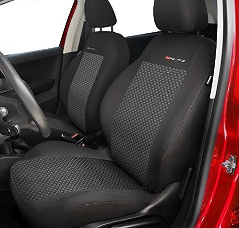 Housse de siège sur mesure auto pour FORD C-MAX ans 2003-2010 (P3)