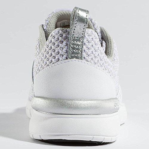 Supra Scissor, Sneakers Basses Femme Blanc