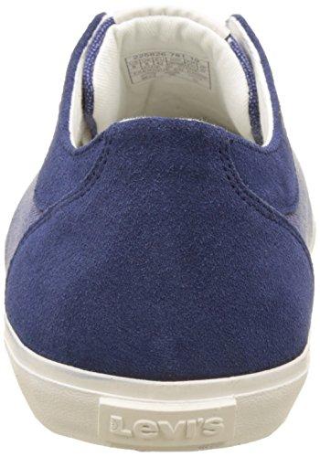 Levi's Woods, Baskets Basses Homme Bleu (Royal Blue)