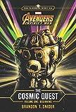 #9: Marvel Avengers Infinity War - The Cosmic Quest #1