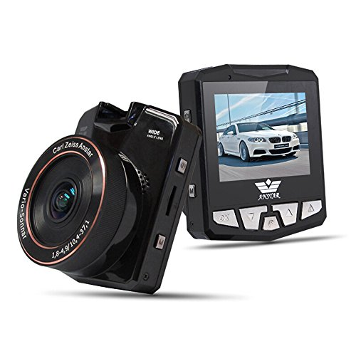 ANSTAR K1S Mini Car DVR 2.31 pollici Angolo Full HD