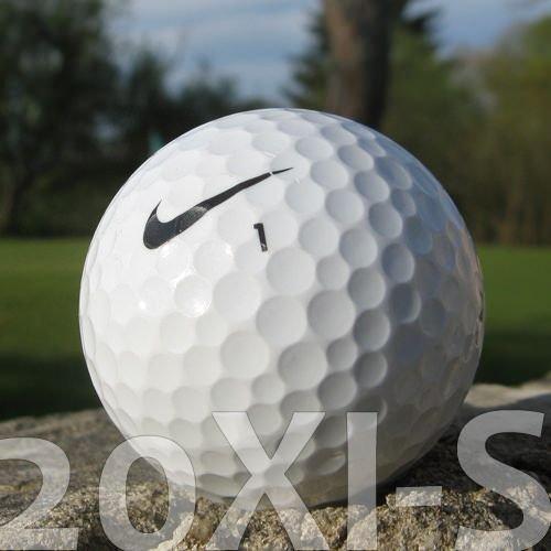 Golfbälle Nike 20xi (100 NIKE 20XI-S LAKEBALLS / GOLFBÄLLE - QUALITÄT AAA / AA)