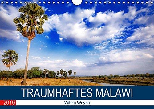 Traumhaftes Malawi (Wandkalender 2019 DIN A4 quer): Das warme Herz Afrikas entdecken (Monatskalender, 14 Seiten ) (CALVENDO Orte)