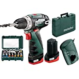 METABO PowerMaxx BS Basic SET + BitBox 15tlg 690954000