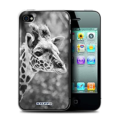 STUFF4 Phone Case/Cover/Skin / IP-CC / WILDLIFEBW Collection from Stuff4