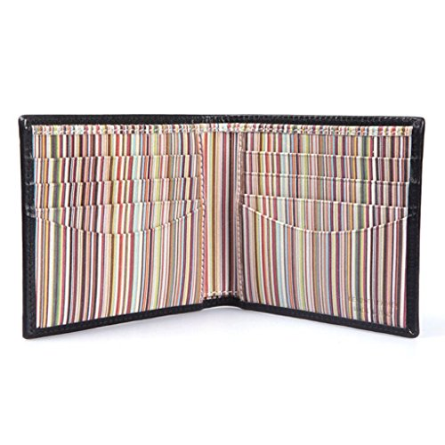 Paul Smith Porta carte di credito, Black (nero) - ANXA-1032-W731-B