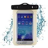 SumacLife Schutzhülle Wasserdichte Tasche Dry Tasche Schutzhülle für Apple iPhone 6Plus/Apple iPhone 6S Plus, Farblos