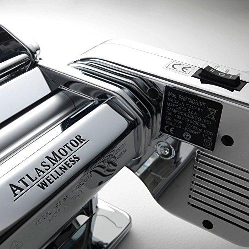 Marcato 08 0155 12 00 Nudelmaschine Atlasmotor - 3