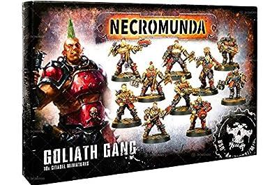 Games Workshop Jeux Atelier 99120599003Necromunda Goliath Gang Miniature