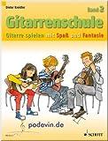 Gitarrenschule 2 - Gitarrenoten [Musiknoten]