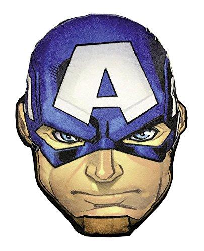 Cojín Capitán América 36 cm. Marvel Cómics