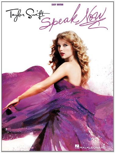 Taylor Swift: Speak Now (Easy Guitar) (Notes & Tab)