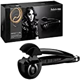 Elegantshopping Ceramic Black Pro Perfect Straight Hair Curler With Instruction
