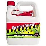 Insektenschutz gegen Insekten, Rüschen, Milben, sofort einsatzbereit