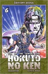 Hokuto No Ken - Ken le survivant Nouvelle édition Tome 6
