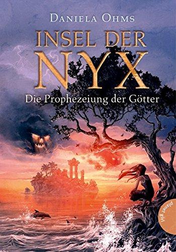 Buchcover Insel der Nyx 1: Die Prophezeiung der Götter