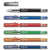 Maica G-Tec C 6er-Set Std + grün, orange, schwarzblau