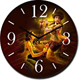 2 O Clock Krishna Playing flute Wall Clo...