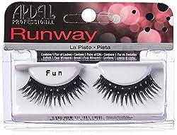Runway Fun Black Eye Lashes- 65035