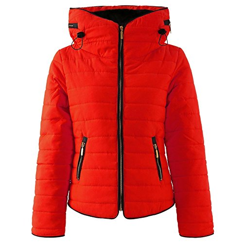 Forever Famous -  Giacca  - Cappotto  - Donna Red