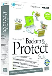 Perfect Image 12 Backup & Protect Suite (Pc Cd)